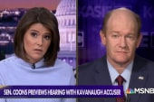 Sen. Coons: I'm voting 'no' on Kavanaugh