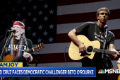 Kurt Bardella: Willie Nelson could give a rip about losing fans over Beto support