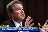 Vanita Gupta: Where Kavanaugh's history is in question it's fair game