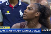 Zerlina Maxwell: I've never before seen what happened to Serena Williams
