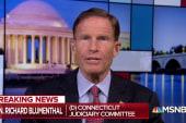 Democrats press need for investigation into Kavanaugh accusation