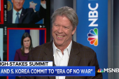 Major Garrett talks North Korea, new book