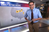 Voters casting first ballots in midterm elections