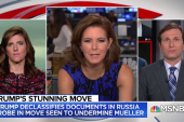 """Bloomberg WH Reporter: """"absolutely a risk"""" for Trump to release docs"""