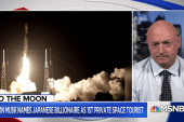 Japanese billionaire to be the first tourist on the moon