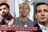 How Ted Cruz sucking up to Trump violates the laws of rap beef