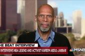 Kareem Abdul-Jabbar: Kaepernick continuing civil rights movement