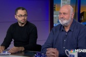 Rob Reiner and Joe Mande on a fake 'Veep' ad becoming reality