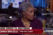 Fmr. DNC Chair: Voter suppression 'a great stain on our democracy'