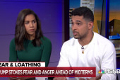 Wilmer Valderrama: Trump immigration 'scare' tactics won't work