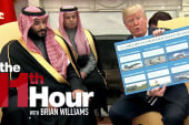 Are Trump's business ties affecting his handling of Saudi Arabia?