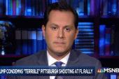 Sam Stein: Trump views national tragedies incredibly politically