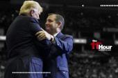 Trump demonizes migrant caravan at rally for 'Beautiful Ted' Cruz
