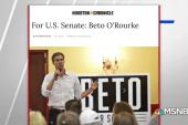 Houston Chronicle endorses Beto O'Rourke