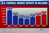 McConnell blames rising deficit on entitlements, ignores GOP tax cuts