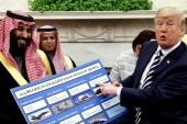 Trump, Pompeo continue to defend Saudi Arabia