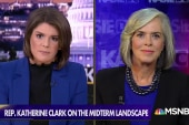 Rep. Clark: 'Unprecedented wave of enthusiasm' among Democratic voters