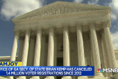 Elie Mystal: Whenever conservatives have the courts they push anti-voting strategies