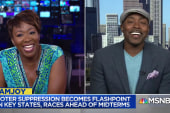 Producer Will Packer works to support Stacey Abrams, fight voter suppression
