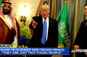 Wajahat Ali: Trump appears to be completely impotent around authoritarian leaders