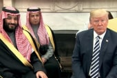 Rep. Swalwell on Trump & Saudi Arabia