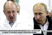 Grisly warnings highlight perils of journalism in Putin's Russia