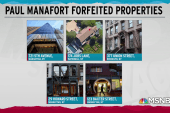Trump Tower apartment, other Manafort properties seized by feds