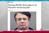 Judge could force Mueller to reveal nature of Manafort's flip