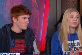 Parkland survivors speak on gun reform advocacy