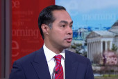 Julian Castro considers two things ahead of 2020