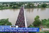 Migrant caravan advances in Mexico amid threats from Pres. Trump