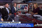 Saudi Arabia claims Khashoggi's death was a 'tremendous mistake'