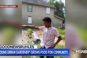 #GoodNewsRUHLES: The Young Urban Gardener