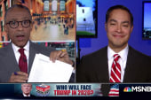 One on One with Julian Castro