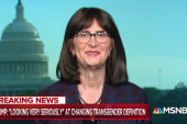 Transgender advocate: 'They will not enforce federal civil rights laws'
