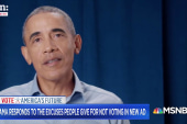 ATTN: founder on Obama video: 'He's still wildly popular with young people'