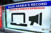 Saudi Arabia's record on human rights