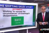 The excuses being made for Jamal Khashoggi's murder
