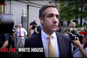 From 'fixer' to 'PR person'; Trump's latest claim about Michael Cohen