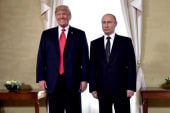 Is Trump 'doing Russia's work for them'?