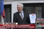 Bombshell: Legal pressure on central Mueller probe figure Assange