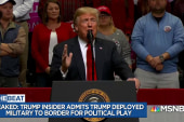 Busted: Fox silent on 'caravan' after parroting Trump for weeks