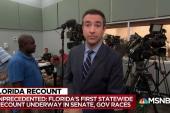 Florida Rep. Deutch: Rick Scott recount behavior 'dangerous'