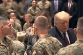 Trump under fire for deployment of US troops at border