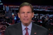 Sen Blumenthal: Trump acting like he's caught