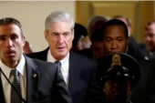 Trump nearing completion of Mueller's Russia questions