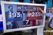 Some House races still undecided after Midterm Elections