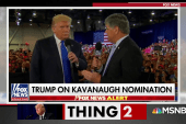 Trump complains about Trump TV's lame interviews