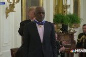 Former NFL Viking, retired Minnesota Supreme Court Justice Alan Page awarded Presidential Medal of Freedom