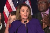 Despite some opposition, Pelosi maintains support
